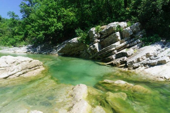 Casale della quiete immerso nella natura Pietralunga