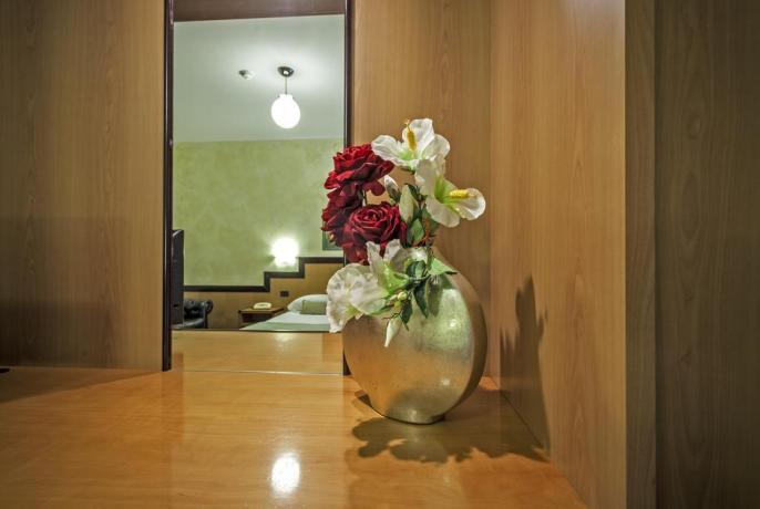 Elegante Junior Suite Hotel 4 stelle Abruzzo Avezzano