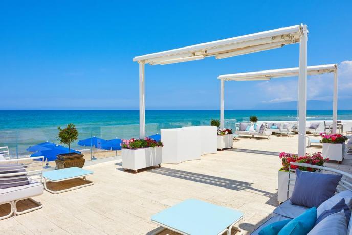 Hotel con ristorante lungomare Castellammare del Golfo