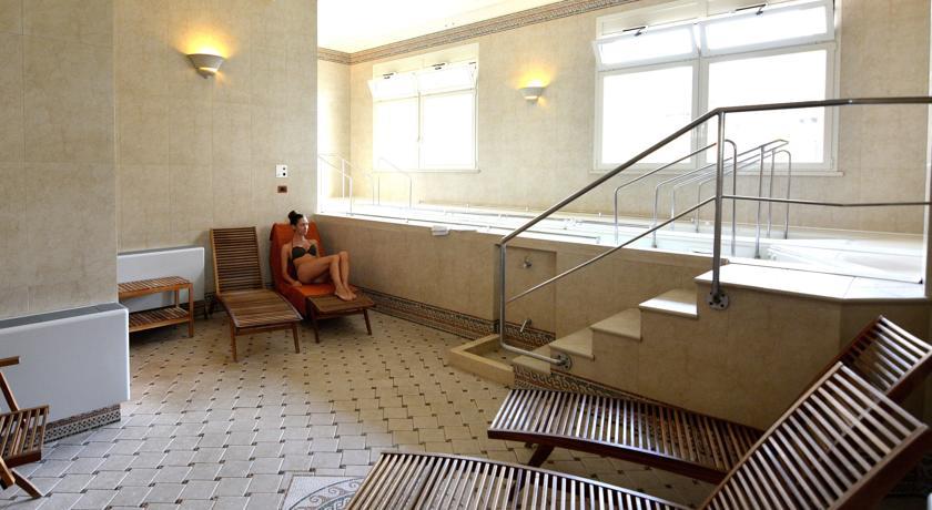 Bagno Turco e Sauna in Hotel in Toscana