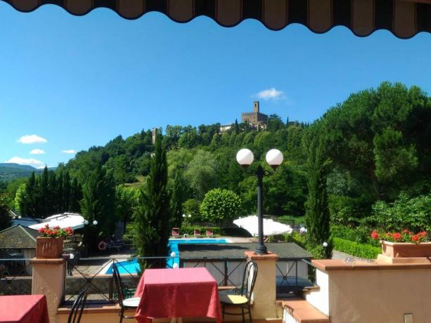 Hotel 3 stelle in Toscana