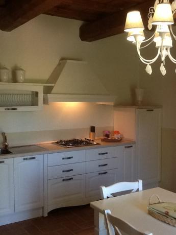 Cucina appartamento Casa Vacanze a Ferentillo