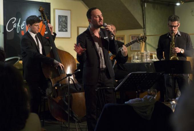 Maestro di Canto Jazz: Fabio Lepore Lezioni Jazz-online