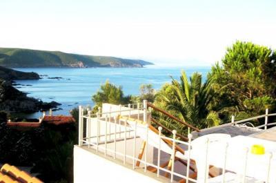 Hotel vista panoramica sul mare