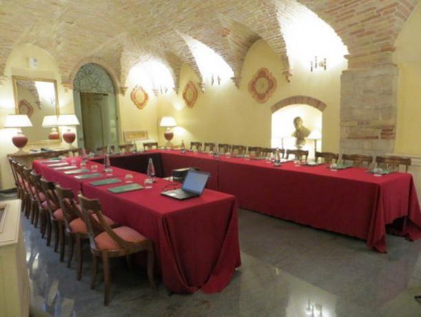 Sala convegni hotel 4 stelle a Todi