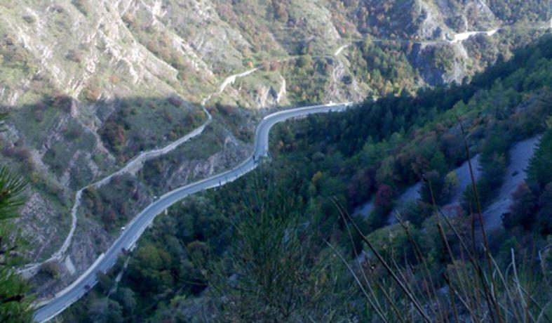 Escursioni bici Gola del Bottaccione