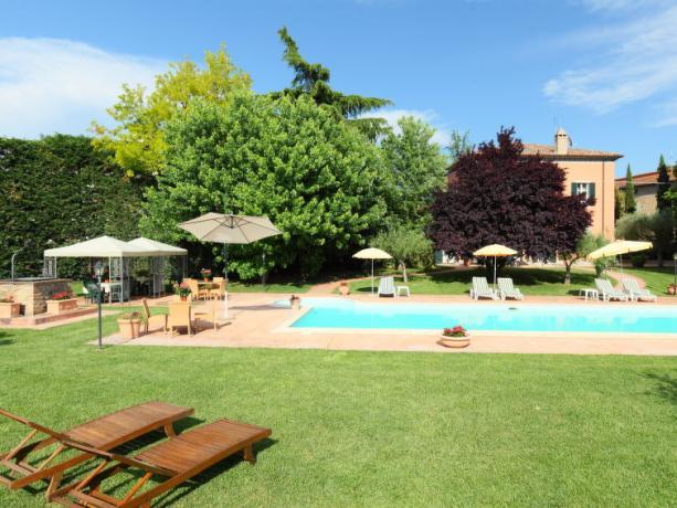 Relax in Villa Vacanza in Umbria