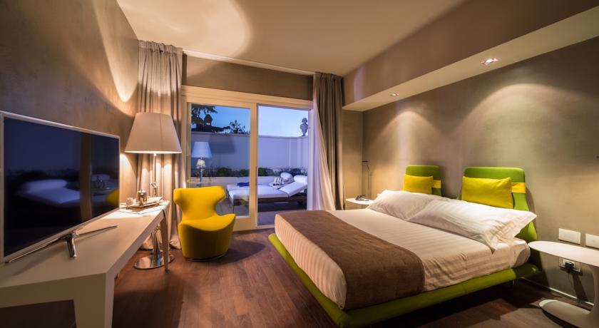 Suite con terrazzo e idromassaggio doppio