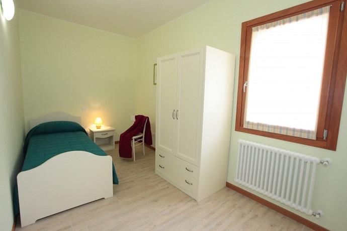 Camera singola in casa vacanze Piancavallo