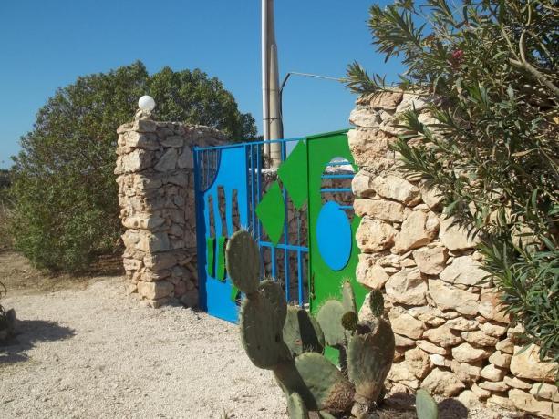 Villaggio Lampedusa camere matrimoniali e camere singole