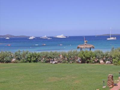 Appartamento vacanza fronte mare Porto Rotondo