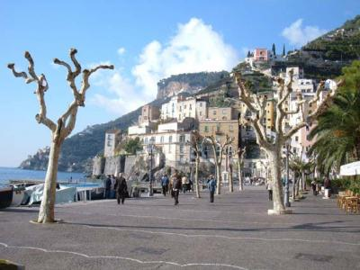 Seaside Hotels with Low Prices in Minori