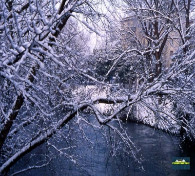 Il Nera in inverno