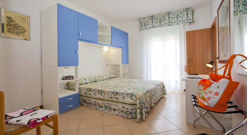 Camere con aria condizionata inclusa nel prezzo