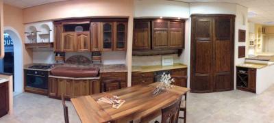 Cucina su misura, falegnameria Pizzoni Spello Umbria