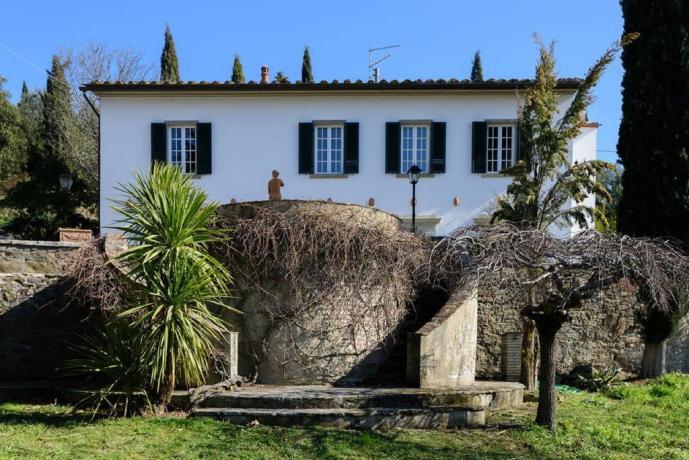 Soggiorno romantico in Villa a Cortona