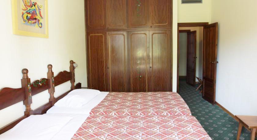 Camera doppia Hotel Prati di Tivo