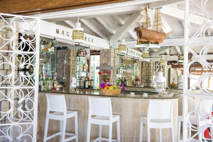 Bar in Hotel nel Parco del Circeo