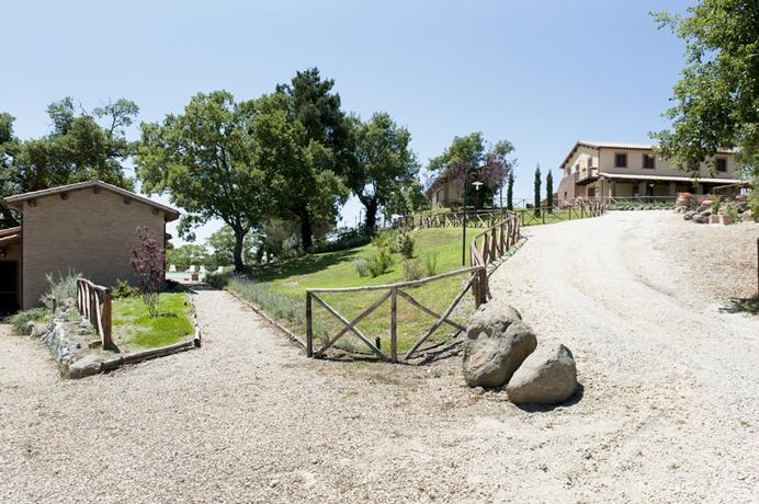 Casale Biagio 2+3, piano terra, Viterbo