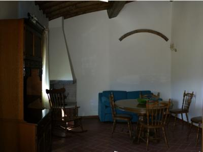 Agriturismo in Toscana con Appartamenti Oratorio Soggiorno