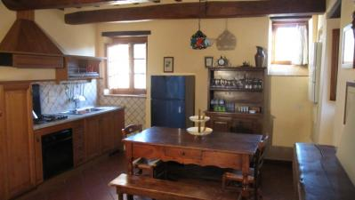 Appartamento 3 angolo cottura e sala da pranzo