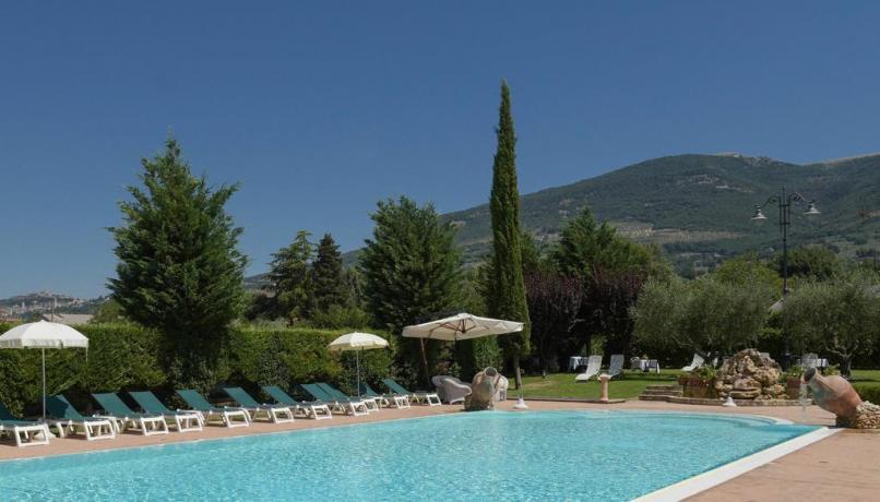 Viaggiare in Umbria, Hotel vicino Assisi