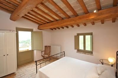 Camera da letto con terrazzo proprio
