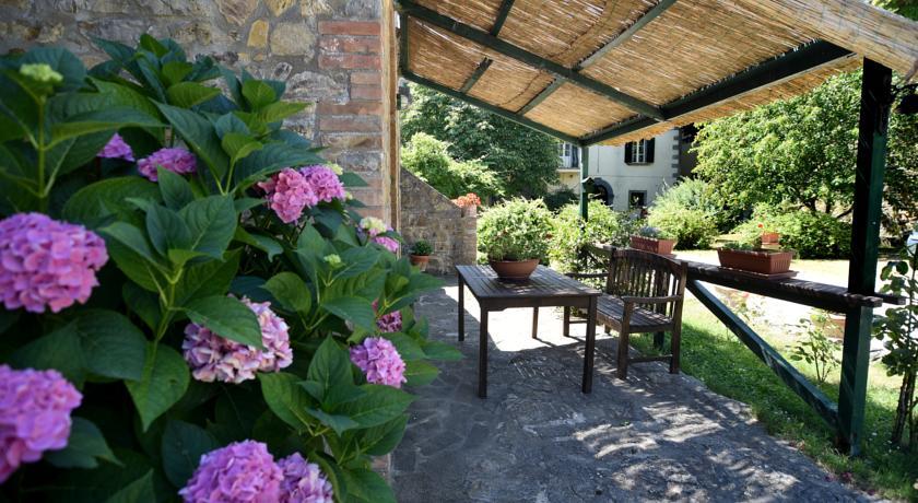 Veranda esterna ideale per relax