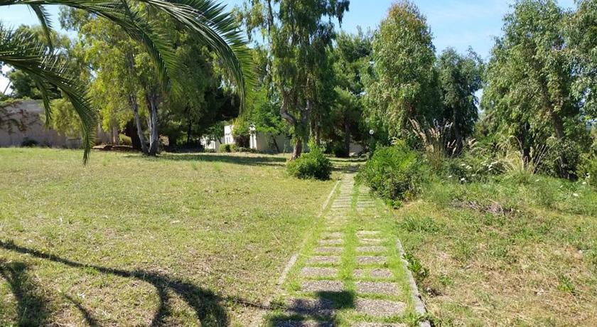 Villaggio con Giardino ed aree relax