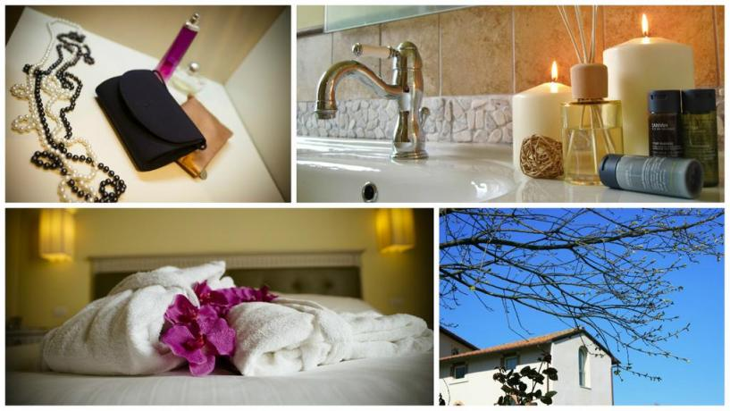Offerte lastminute weekend San Gimignano, hotel 4 stelle