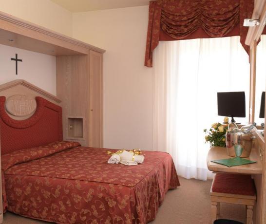Camere Familiari in Hotel 3 Stelle ad Assisi