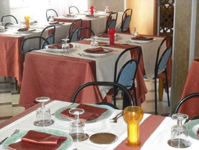 Ristorante ideale Campobasso Eco-Hotel3stelle