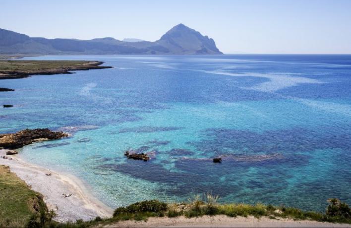 Vacanze in Sicilia appartamenti-vacanze vicino Cala Bue Marino