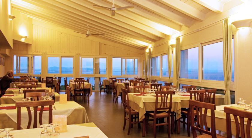 Sala ristorante da 100 posti