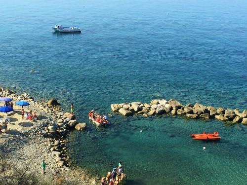 Escursioni in barca dalla spiaggia in Campania