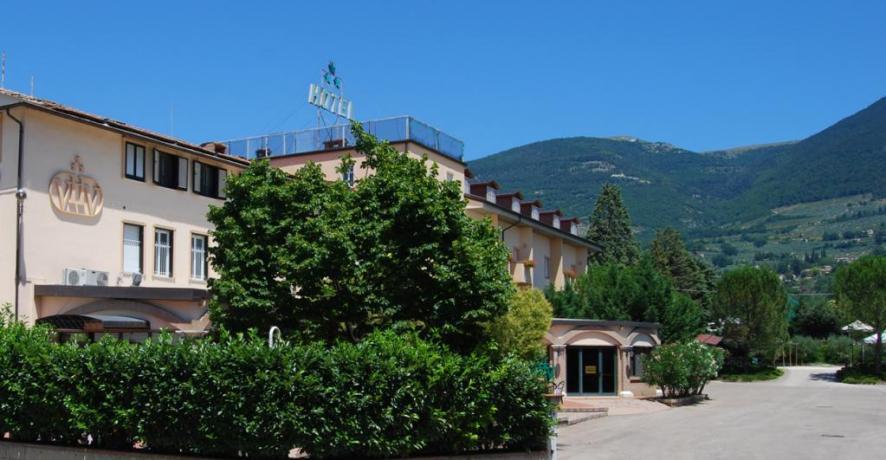 Hotel Piscina e Ristorante Ideale Gruppi Assisi