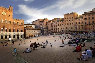 Last Minute Trip to Siena, Where to stay