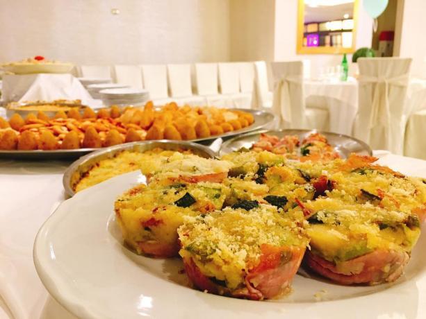 Hotel con servizio buffet a Caltagirone