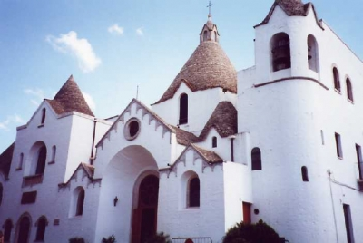 Church in Alberobello