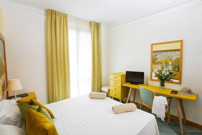 Camere con aria condizionata hotel4stelle Castiglione-della-Pescaia