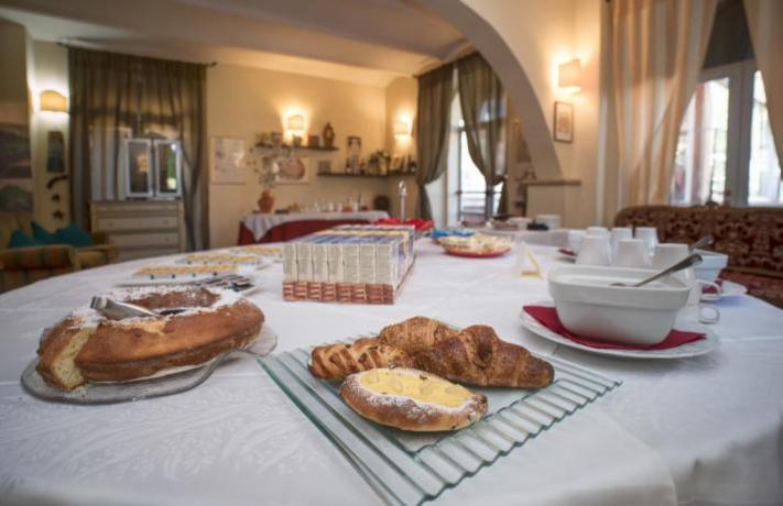 Camera e colazione a prezzi low cost