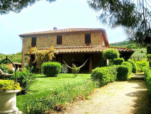 Appartamenti in villa relax Umbria