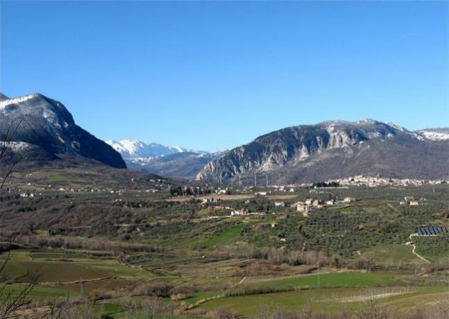 Casa in Abruzzo, zona parco nazionale Majella