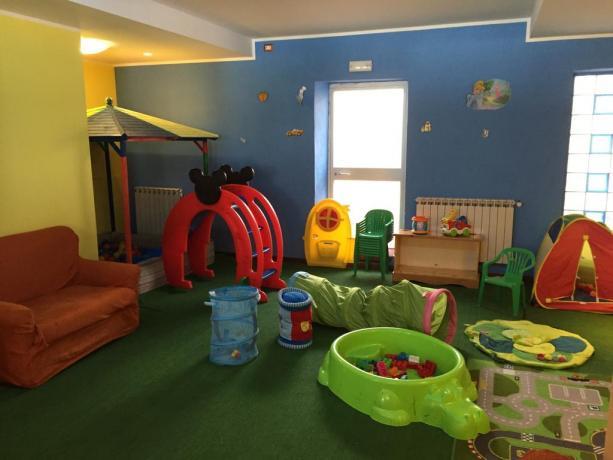 Hotel in Montagna Abruzzo con giochi per bambini