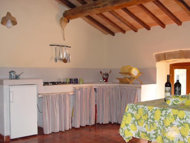 Appartamenti Rustici Ristorante Piscina Umbertide Umbria