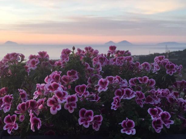 Vista mare al B&B Sicilia