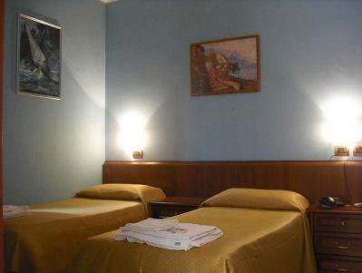 Camera Doppia in Eco-Hotel3Stelle Campobasso