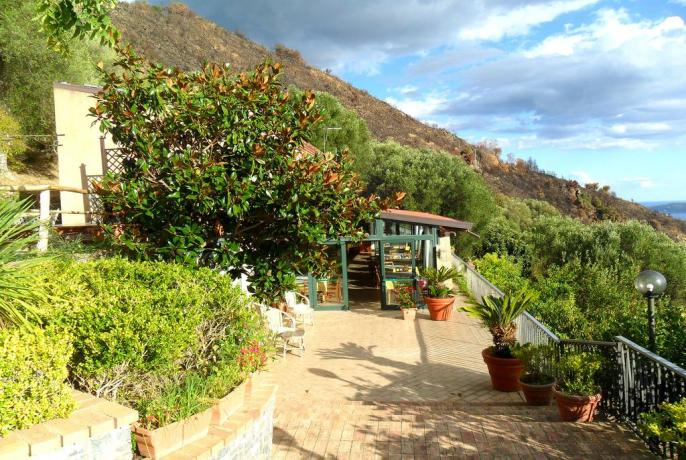 Agriturismo nel Parco del Cilento a Pisciotta