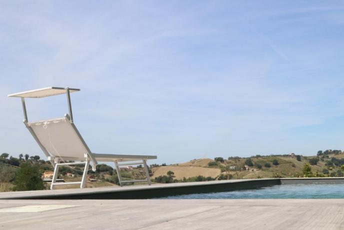 Appartamenti Vacanza in Casale-Montebuono con Piscina