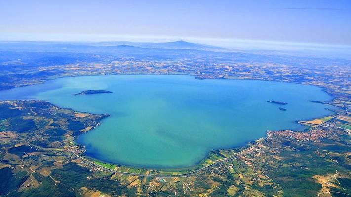 Lago Trasimeno Perugia Umrbia
